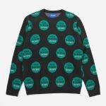 Awake Truth Pullover Sweater Black