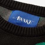Awake Truth Pullover Sweater Black 5