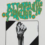 Awake X Ray Tee White 2