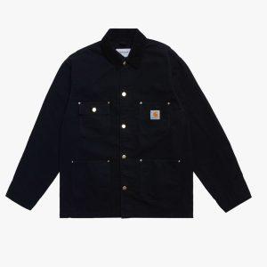Awake x Born X Raised Carhartt WIP Chore Coat Black