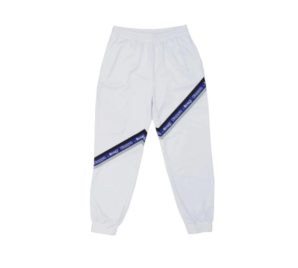 Awake x Kappa Eldred Track Pants White
