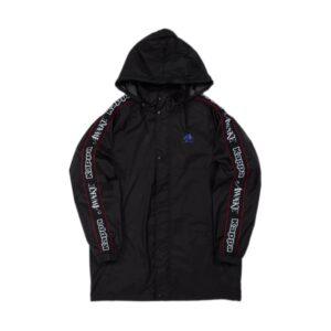 Awake x Kappa Eldric Jacket Black