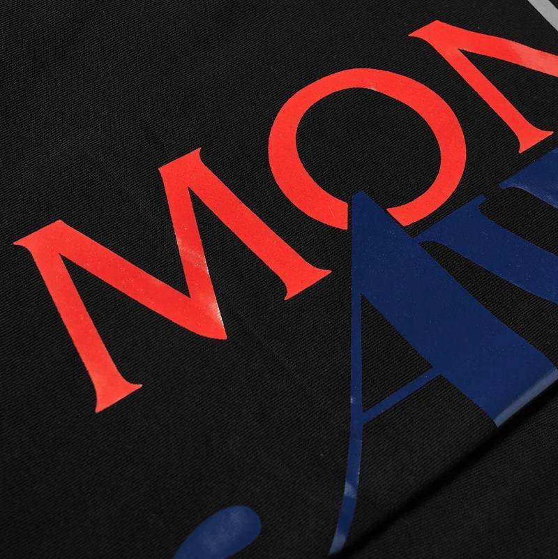 Awake x Moncler Casual Sweatpants Black 3