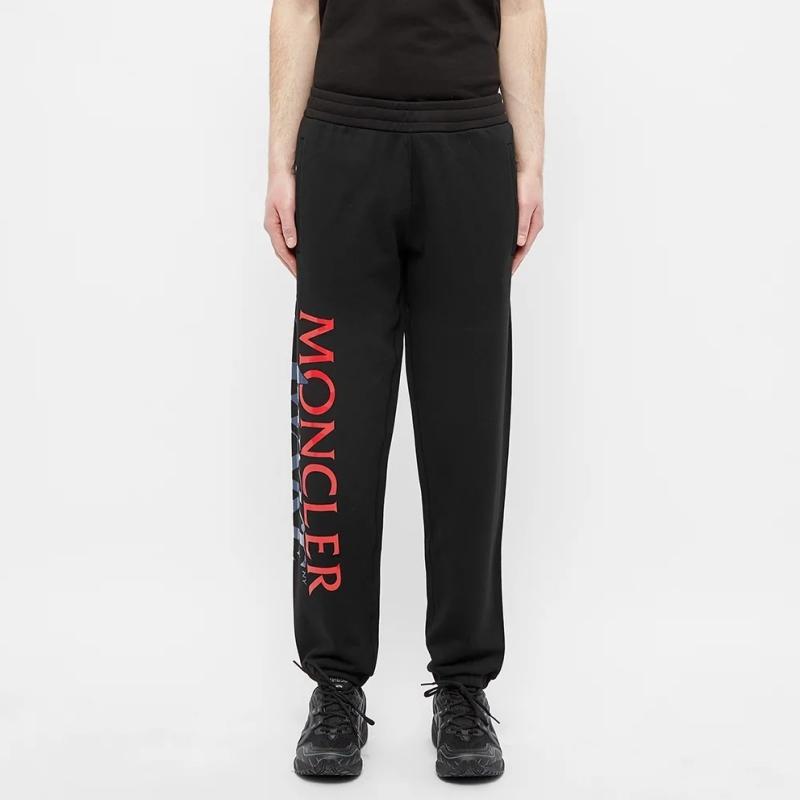 Awake x Moncler Casual Sweatpants Black 4