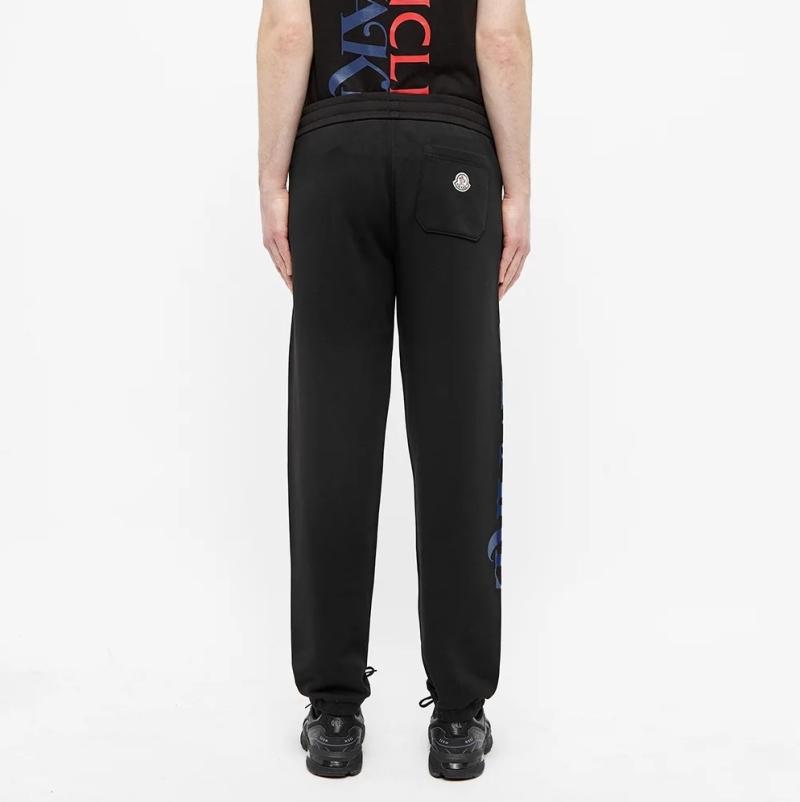 Awake x Moncler Casual Sweatpants Black 5