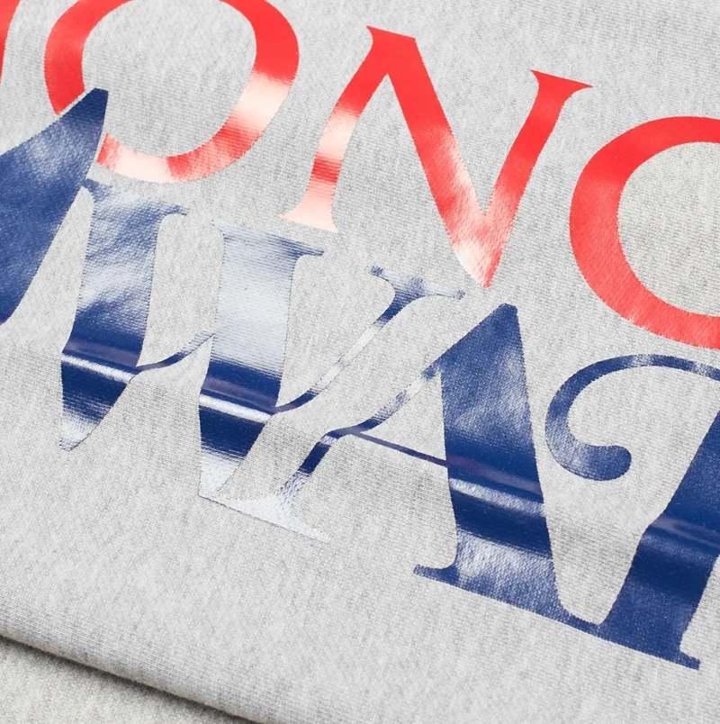 Awake x Moncler Casual Sweatpants Light Grey 2