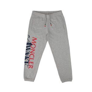 Awake x Moncler Casual Sweatpants Light Grey