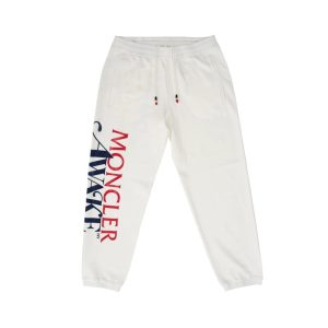 Awake x Moncler Casual Sweatpants White