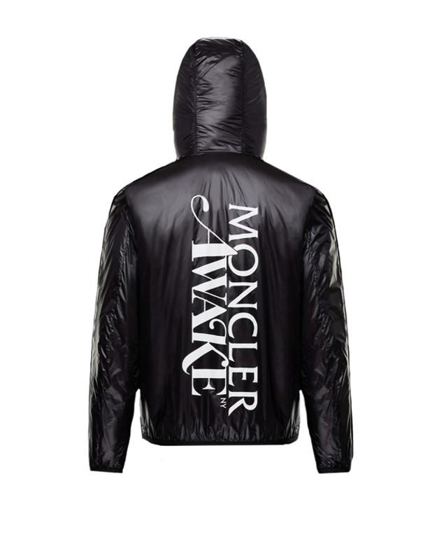 Awake x Moncler LAU Down Jacket Black 1