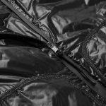 Awake x Moncler LAU Down Jacket Black 3