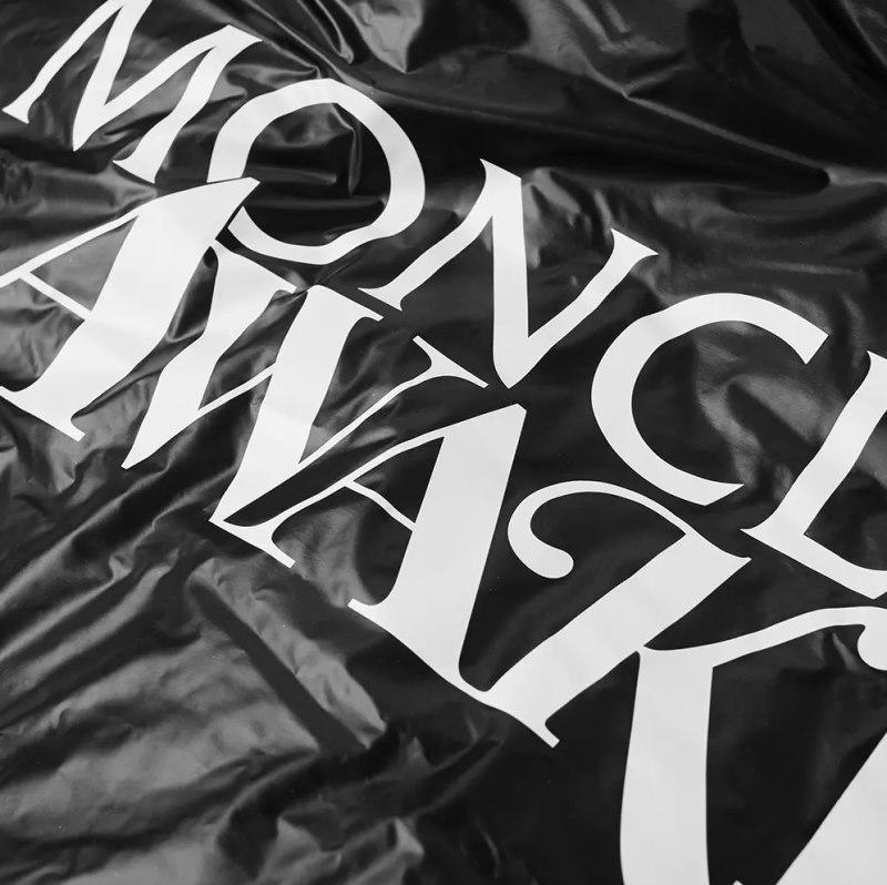 Awake x Moncler LAU Down Jacket Black 4