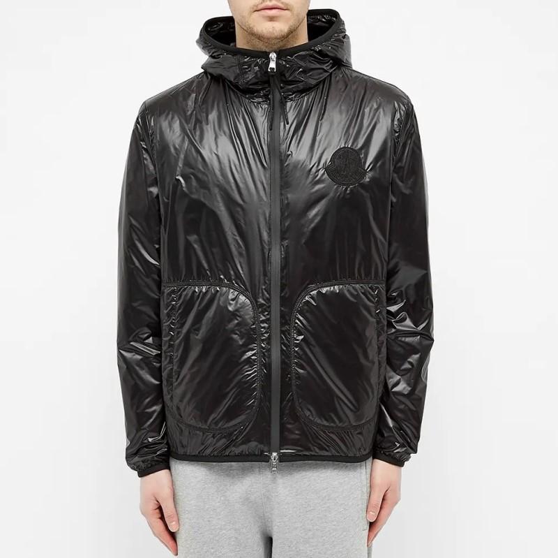 Awake x Moncler LAU Down Jacket Black 5