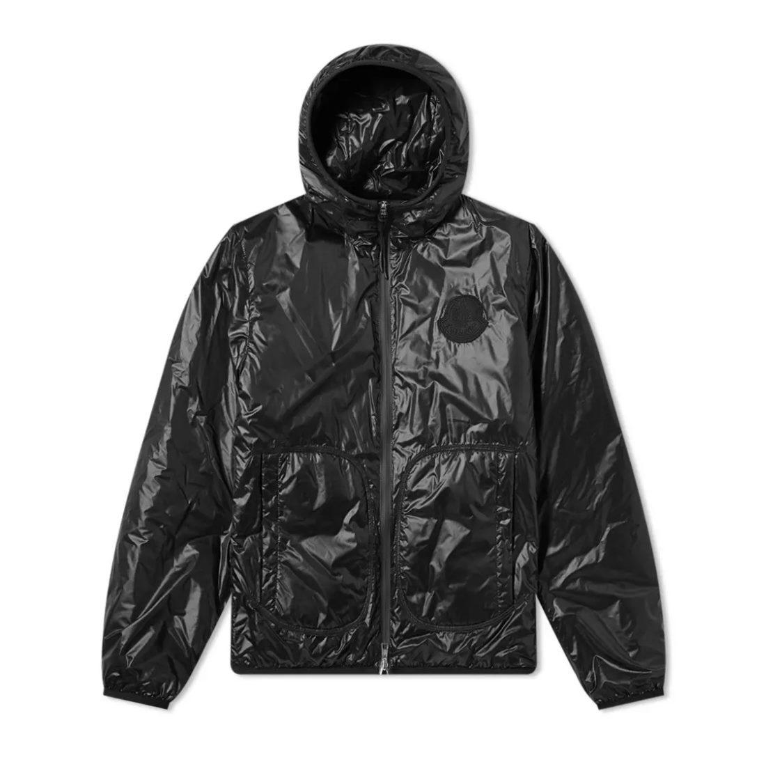 Awake x Moncler LAU Down Jacket Black
