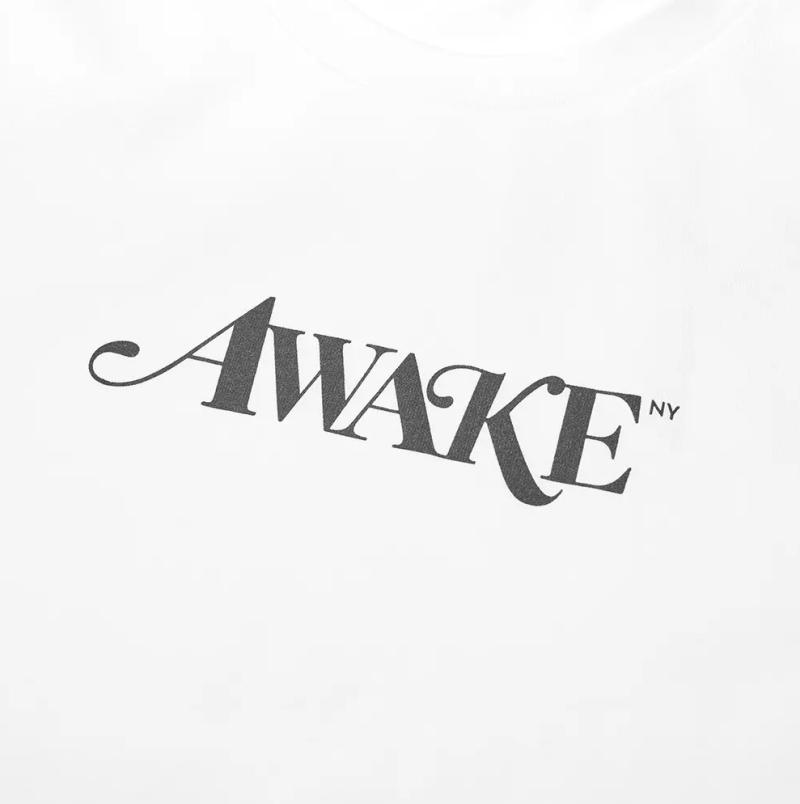 Awake x Moncler Logo Tee White 2