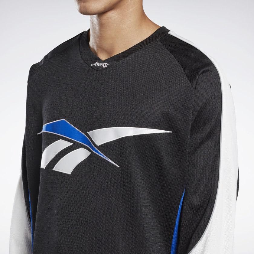 Awake x Reebok Hockey Jersey Black 5