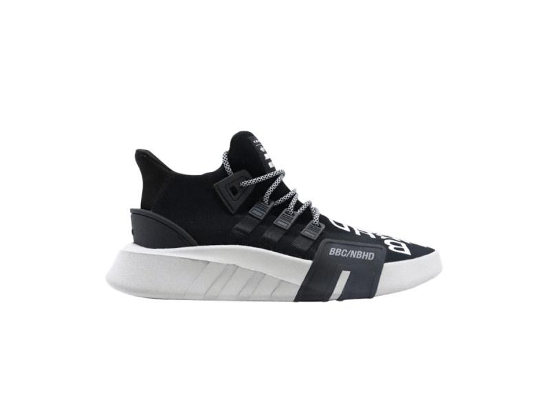 Neighborhood x Billionaire Boys Club x adidas EQT Basketball ADV Black
