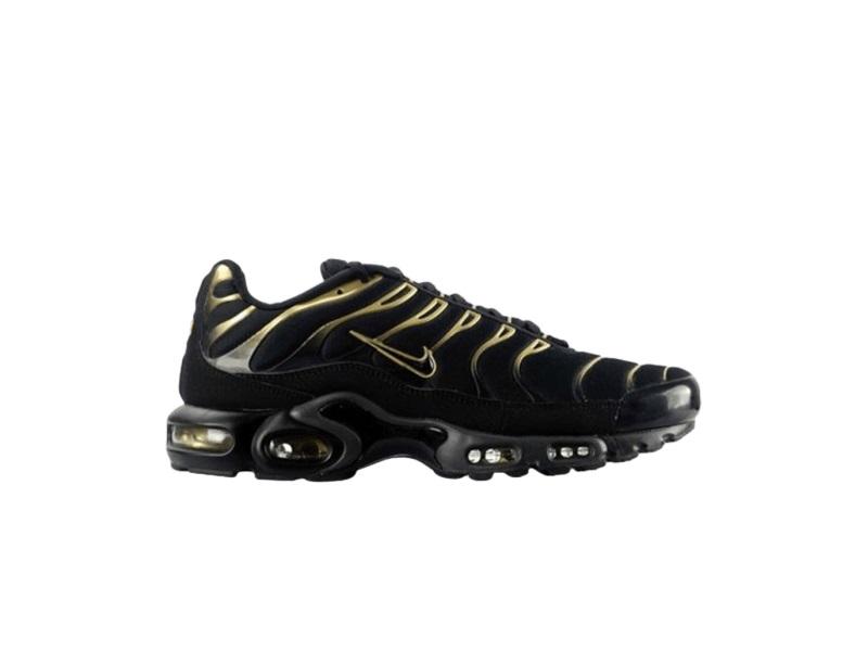 Nike Air Max Plus Black Gold