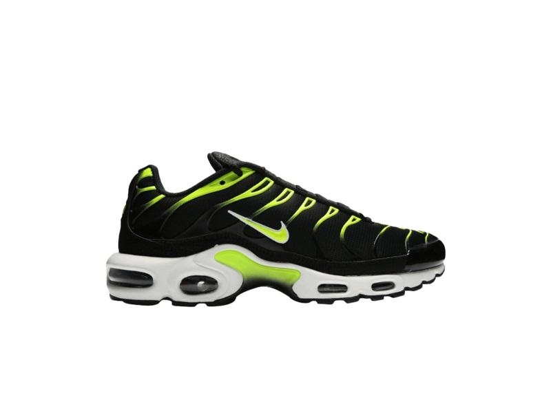 Nike Air Max Plus Black Volt