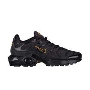 Nike Air Max Plus GS Black Gold
