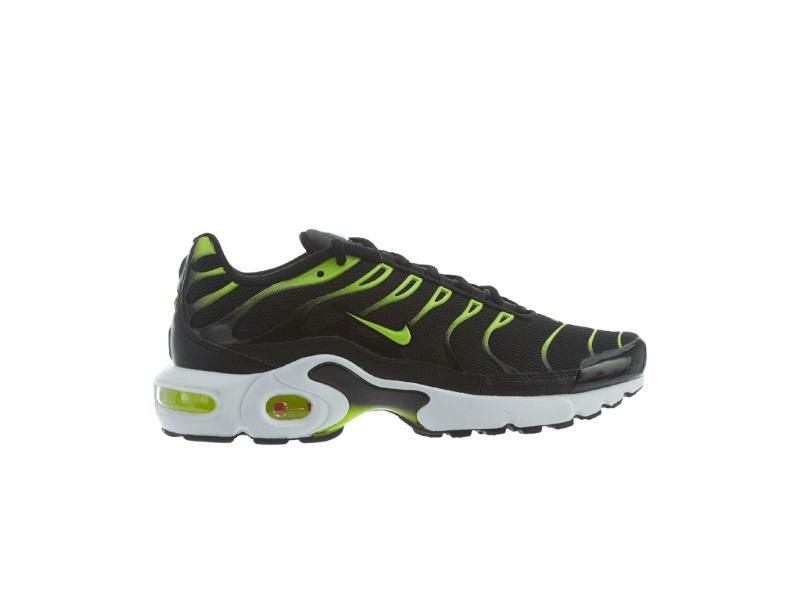 Nike Air Max Plus GS Black Volt