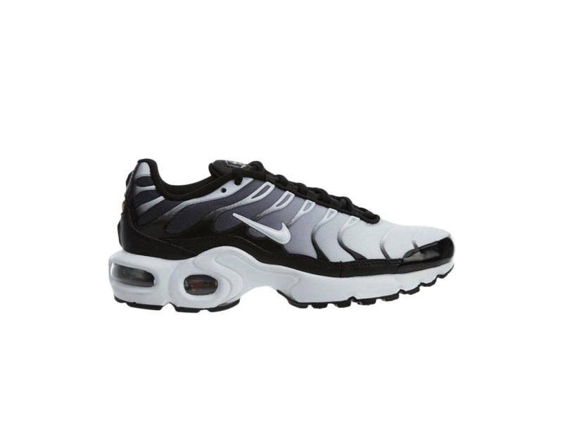 Nike Air Max Plus GS Black White