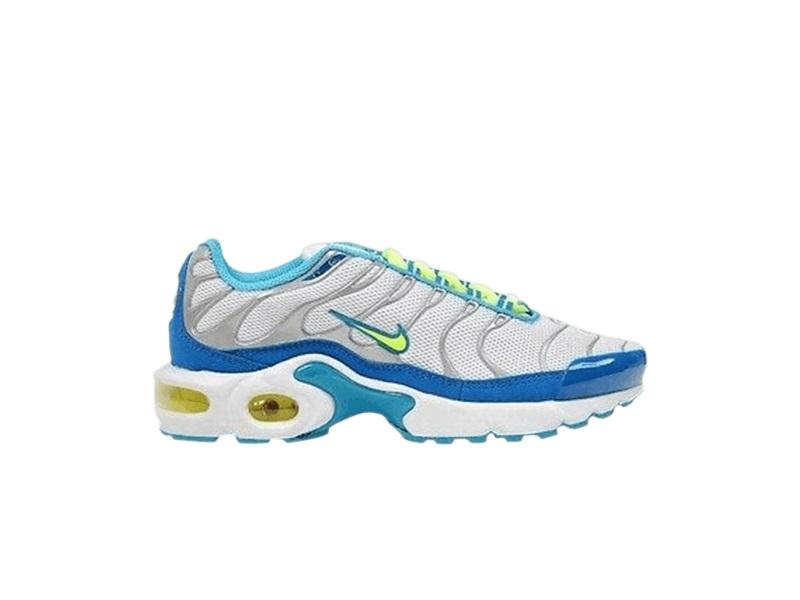 Nike Air Max Plus GS Blue Volt