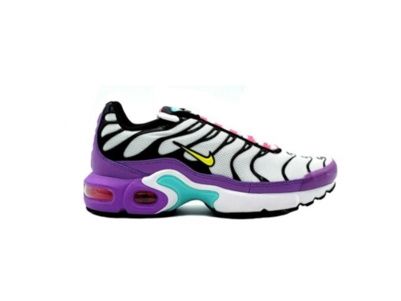 Nike Air Max Plus GS Bright Violet Multi