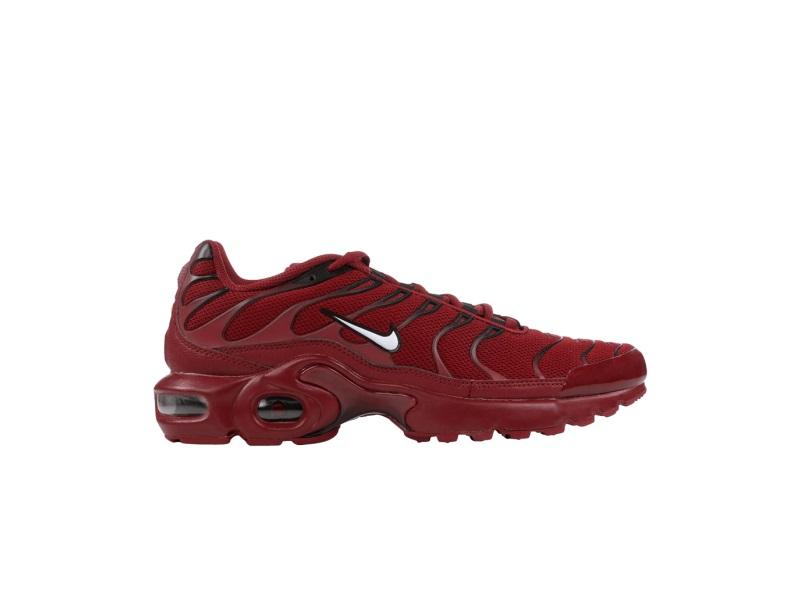 Nike Air Max Plus GS Team Red