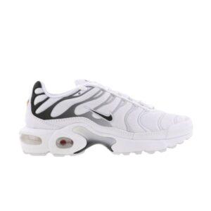 Nike Air Max Plus GS White Black