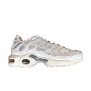 Nike Air Max Plus GS White Wolf Grey