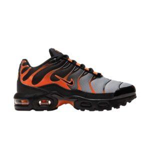 Nike Air Max Plus PS Black Team Orange