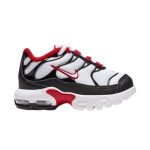 Nike Air Max Plus TD White University Red