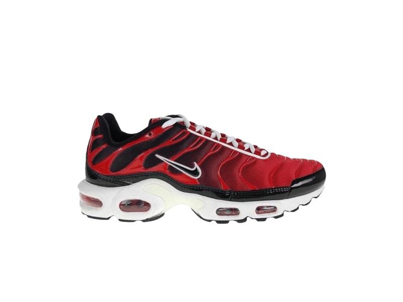 Nike Air Max Plus Varsity Red Black