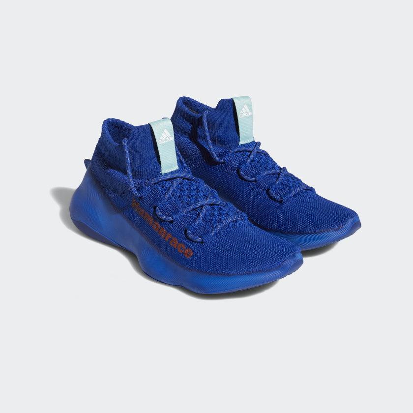 Pharrell x adidas Human Race Sichona Royal Blue 1