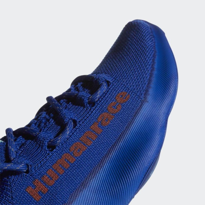 Pharrell x adidas Human Race Sichona Royal Blue 5