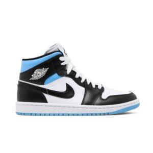 Wmns Air Jordan 1 Mid University Blue