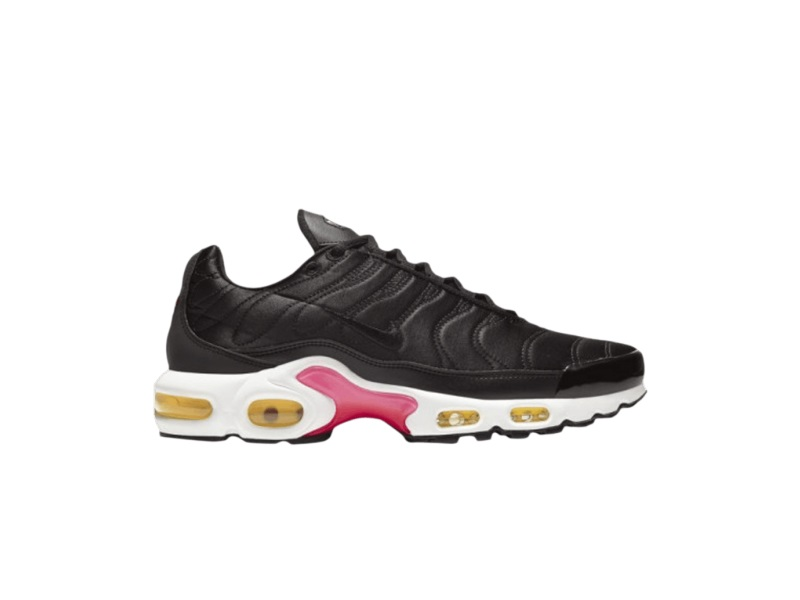 Wmns Nike Air Max Plus Black Pink Glow
