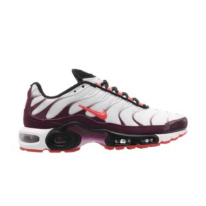 Wmns Nike Air Max Plus Bordeaux Ember