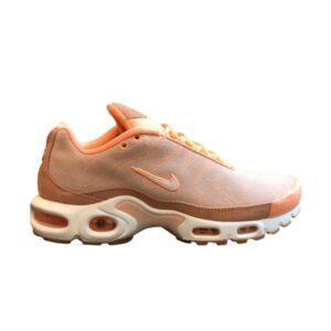 Wmns Nike Air Max Plus Premium Orange Coral