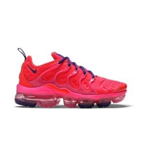 Wmns Nike Air VaporMax Plus Neon Red