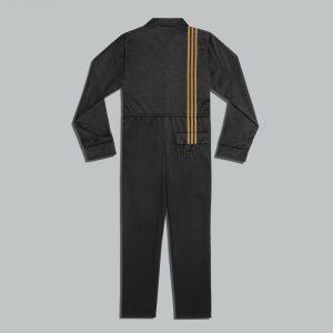adidas Ivy Park 3 Stripes Jumpsuit Gender Neutral Black 1