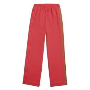 adidas Ivy Park 3 Stripes Suit Pants Real CoralMesa 1