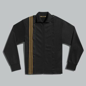 adidas Ivy Park 3 Stripes Track Jacket Gender Neutral Black