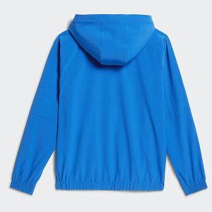 adidas Ivy Park Active Jacket Kids Glory Blue 1