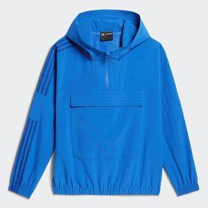 adidas Ivy Park Active Jacket Kids Glory Blue