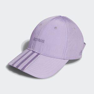 adidas Ivy Park Backless Cap Backless Cap Purple Glow