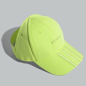 adidas Ivy Park Backless Cap Hi Res Yellow