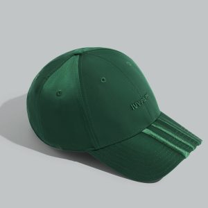adidas Ivy Park Baseball Cap Dark Green