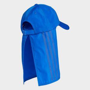 adidas Ivy Park Baseball Flap Cap Glory Blue 1
