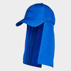 adidas Ivy Park Baseball Flap Cap Glory Blue